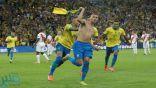 """البرازيل تتوج بلقب """"كوبا أمريكا"""" للمرة التاسعة بالتغلب على بيرو بثلاثية"""