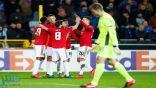 الدوري الأوروبي.. مانشستر يونايتد يتعادل مع كلوب البلجيكي وإنتر ميلان يتجاوز لودجوريتس البلغاري