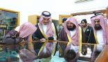 وكيل إمارة مكة يقف على إنجازات جامع إمام الدعوة