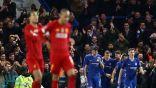 ليفربول يواصل السقوط ويودع كأس الاتحاد الإنجليزي أمام تشيلسي (فيديو)