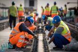 وظائف شاغرة بمشروع قطار الرياض