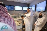 تدشين المرحلة الثانية لغرفة العمليات والتحكم في صالات الحج والعمرة بمطار جدة