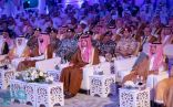 «وزير الداخلية» يرعى حفل تخريج 418 طالباً وطالبة من جامعة نايف للعلوم الأمنية