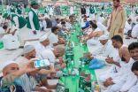 شؤون الحرمين تصدر قرابة 1500 تصريح لإفطار الصائمين داخل المسجد الحرام