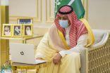 """أمير منطقة الباحة يدشن جمعية """"رافق"""" لرعاية الأيتام بالمخواة"""