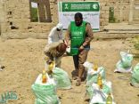 مركز الملك سلمان للإغاثة يواصل توزيع المساعدات الإنسانية للمتضررين من السيول في السودان