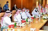 وزير الصناعة والثروة المعدنية يزور الشركات الصناعية بمدينة الجبيل الصناعية