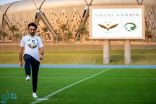 وزير الرياضة يُطلق تحديًا تفاعليًا ضمن حملة استضافة كأس آسيا 2027