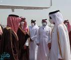 وزير الخارجية يصل إلى الدوحة في زيارة رسمية لقطر