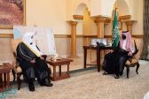 نائب أمير مكة يستقبل مدير فرع وزارة العدل بالمنطقة