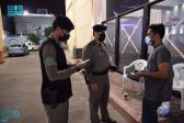 الجهات الأمنية في المدينة المنورة تواصل جولاتها الميدانية