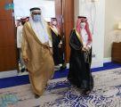 وزير الخارجية ونظيره البحريني يترأسان الاجتماع الأول للجنة التنسيق السياسي