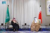 وزير الخارجية يعقد جلسة مباحثات رسمية مع نظيره البحريني
