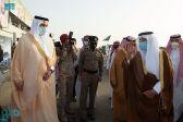 الفيصل يشرف الحفل الختامي لسباقات الخيل في جدة