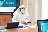 وزير العدل يبحث سبل تطوير الشراكة مع محافظ البنك المركزي