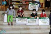 مركز الملك سلمان للإغاثة يواصل توزيع كسوة عيد الفطر للأطفال الأيتام في لبنان