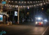 4879 بلاغا باشرها فرع الهلال الأحمر في الطائف خلال رمضان