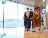 وزير الخارجية يستقبل نظيره العماني لدى وصوله الرياض