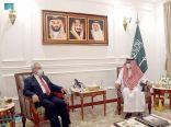 مدير فرع الخارجية في مكة يستقبل قنصلي بنجلاديش واليمن