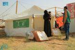 مركز الملك سلمان للإغاثة يقدم مساعدات إيوائية عاجلة لمتضرري حريق مأرب