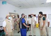 وزير الصحة يتفقد المرافق الصحية بالمشاعر المقدسة ومقر هيئة الهلال الأحمر