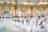 4 نقاط تجمع لاستقبال المعتمرين والمصلين في المسجد الحرام