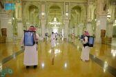 وكالة الشؤون الفنية والخدمية بالمسجد الحرام تكثّف استعداداتها لموسم العمرة