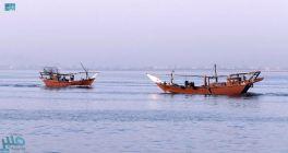 انطلاق أكثر من 1800 مركب صيد مع بدء موسم الروبيان 2021م