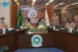 الفريق الركن الأزيمع يلتقي برئيس أركان القوات المسلحة في الإمارات