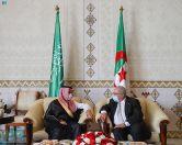 وزير الخارجية يصل الجزائر في زيارة رسمية
