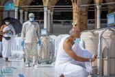 شؤون الحرمين توفر 250 حافظة ماء زمزم يعمل عليها 1077 شخصًا