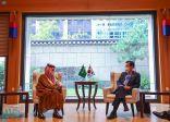 الأمير فيصل بن فرحان يلتقي وزير خارجية كوريا الجنوبية
