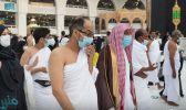 40 مطوفًا يخدمون ضيوف الرحمن في المسجد الحرام