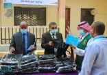 مركز الملك سلمان للإغاثة يدشن مشروع دعم وصول الأطفال اليمنيين إلى فرص التعليم الجيد في عدن