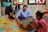 مركز الملك سلمان للإغاثة ينفذ برامج إنسانية وأنشطة متنوعة للأطفال المتضررين في عدن