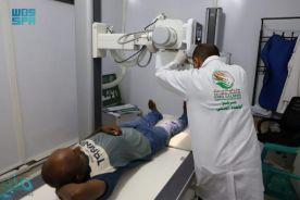بدعم من مركز الملك سلمان للإغاثة.. مركز الجعدة الصحي يواصل تقديم خدماته للمستفيدين