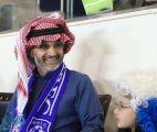 الوليد بن طلال يتكفل بالمدرب الجديد للهلال بشرط .. فماهو؟