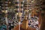 خطيب المسجد النبوي : القرآن الكريم هو الحل لمعضلات العالم