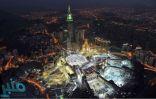 """"""" السعودية للكهرباء"""": الحرم المكي يسجل حملاً ذروياً بلغ """"118 م.ف.أ"""" ليلة 27 رمضان"""