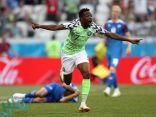 موسى يقود نيجيريا للفوز الأول على حساب الفايكنج!