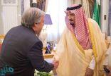المملكة تتصدر الدول المانحة لخطة الاستجابة الإنسانية للأمم المتحدة في اليمن 2018