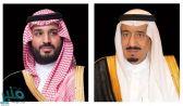 خادم الحرمين وولي العهد يهنئان ملك الأردن بذكرى مرور 100 عام على تأسيس بلاده
