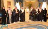 أمير مكة يستقبل رئيس وأعضاء لجنة المجتمع القانوني بالمنطقة