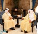 الأمير خالد الفيصل يستقبل رئيس الهيئة العامة للموانئ