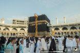 قبلة المسلمين تتزين بحلتها الجديدة