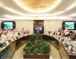"""""""الفيصل"""" يرأس الاجتماع الأول لمجلس هيئة تطوير منطقة مكة"""