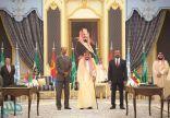 مجلس الأمن يثمن رعاية خادم الحرمين لاتفاق السلام بين إريتريا وأثيوبيا