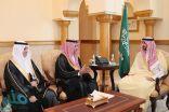 نائب أمير مكة يستقبل الرئيس التنفيذي لمدينة الملك عبدالله الاقتصادية