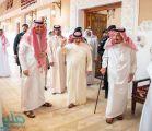 خادم الحرمين الشريفين يستقبل ملك البحرين ويقيم مأدبة غداء تكريماً له
