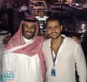 """(صورة) تجمع ولي العهد مع ابن شقيق """"جمال خاشقجي"""" في الإمارات"""